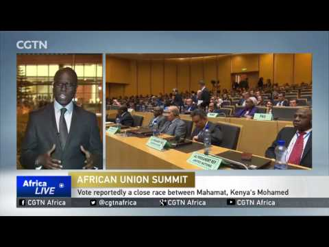 28th AU Summit: Who is Moussa Faki Mahamat?
