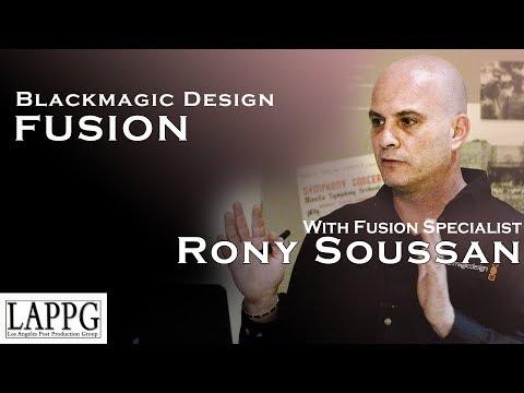 Blackmagic Design's Fusion | LAPPG