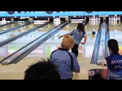 Natasa Rovithaki European Championship Bowling Berlin 2014