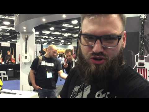 NAMM 2016 Day 2, PRS, 660 Guitars, Warrior Intruments,Takamine, ISP Technologies, Fender, and more!