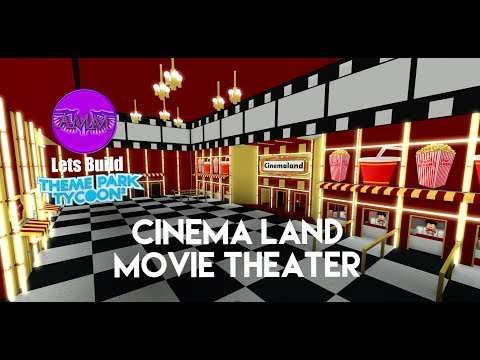 Lets Build TPT2: Cinema Land - Movie Theater