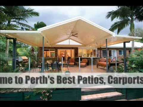 Perth Patios Carports Sheds Colorbond Fencing And Timber
