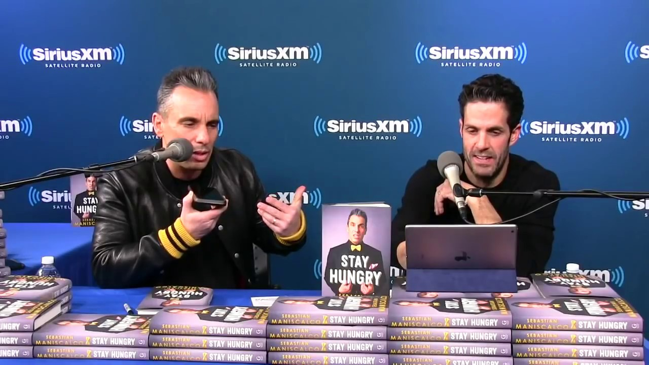 Sebastian Maniscalco Book Signing & Interview |