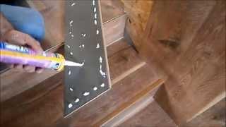 Лестница в частном доме  Отделка лестницы  Лестница своими руками  2 часть(Лестница в частном доме Отделка лестницы Лестница своими руками 2 часть Ремонт Строительство Дизайн Отде..., 2014-09-05T12:18:42.000Z)