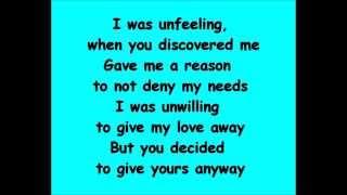 Ace of Base   Unspeakable  lyrics