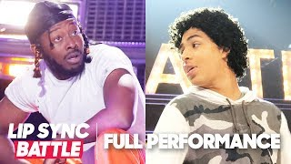 "Marcus Scribner's ""Perm"" vs. Brandon Micheal Hall's ""D.N.A."" 
