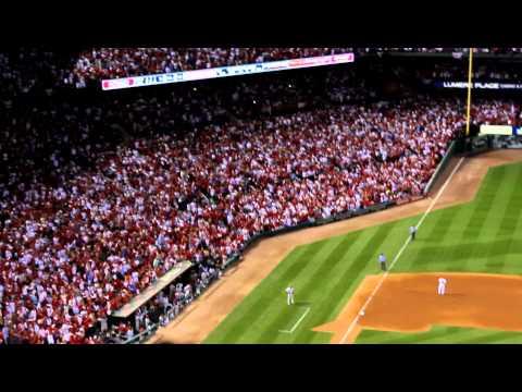 2011 NLDS - Cardinals Win!!!