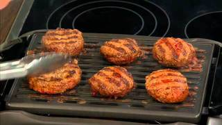 Velveeta And Ro*tel Queso Burgers