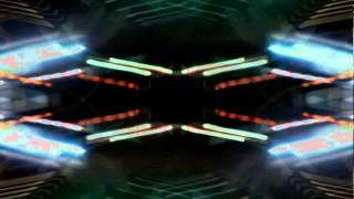 Minimal music with video art - Highway Night