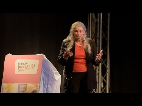 Berlin Buzzwords 2016: Ellen Friedman - The Surprising Course of Knowledge and Innovation #bbuzz on YouTube