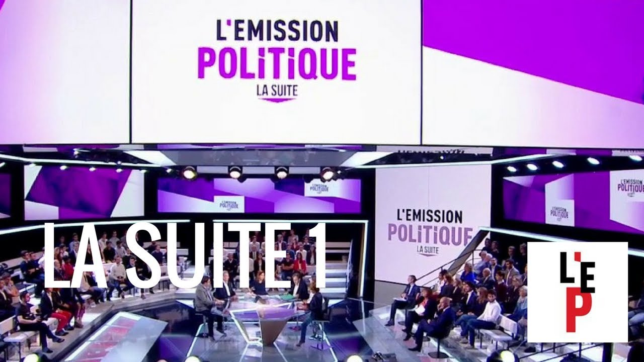 L'Emission politique avec Marine Le Pen – La suite Part 1 - le 19 octobre 2017 (France 2)