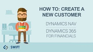 How To: Create a New Customer in Microsoft Dynamics NAV
