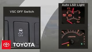 2008 - 2009 Tundra How-To: Vehicle Stability Control (VSC) | Toyota