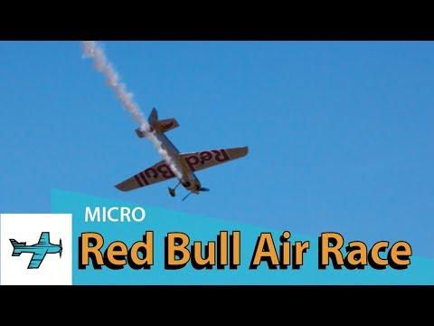 Red Bull Air Race TakingOff Micro