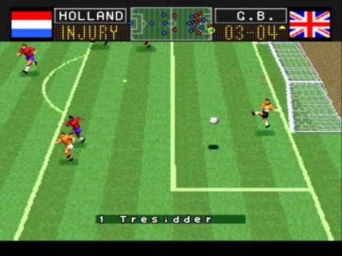 Games Roms 2014 Exhibition Final Holland Vs G.B.
