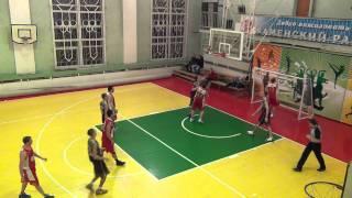 12.11.2011 Баскетбол. Раменское-Серпухов