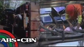 Defective brakes caused fatal accidents in CamSur, Pangasinan
