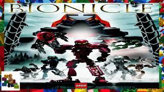 LEGO instructions - Bionicle - 8026 - Kraatu