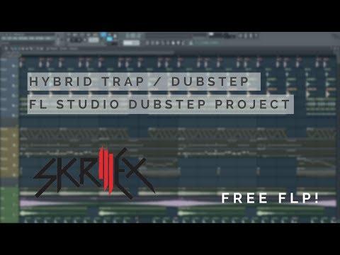 FL STUDIO | Hybrid Trap/Dubstep Project [FREE FLP]