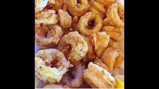 Calamari Crunch