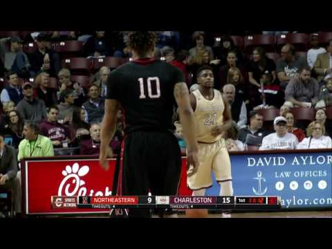 Alex Murphy vs Charleston, Black #0, 19 pts (7-13 FG, 4-5 3FG)