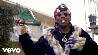 Trinidad James - Black Santa (Official Video)