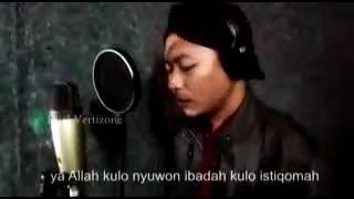 Pujian Boso Jawa