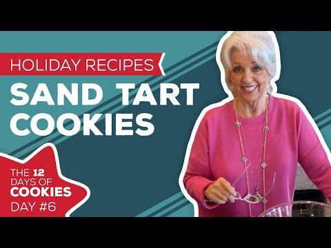 holiday-recipes:-grandma-paul's-sand-tarts-recipe