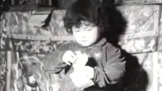 1958年春節過年即景(祭祖拜年、車站人潮、廟宇祈福、孩童放炮、街頭舞獅)