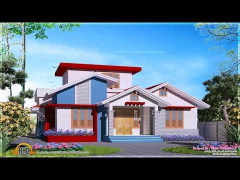 Kerala 3 Bedroom House Plans Pdf