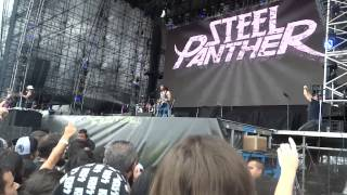 Steel Panther-Community Property (Monsters Of Rock 2015)