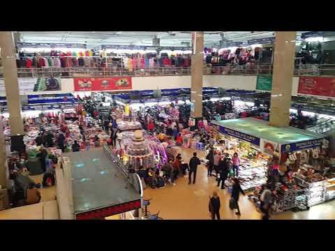 Đồng Xuân Market - Hanoï