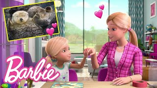 Weird But True Fun Animal Facts with Chelsea!   Barbie Vlogs