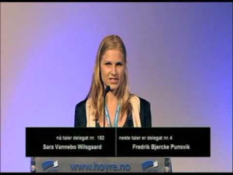 Sara Vannebo Wilsgaard