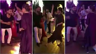 Janudi milgi re Virat kohli & Anushka sharma (Janudi milgi re) best dance video
