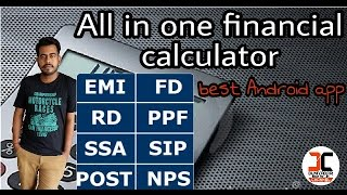financial calculator - best android app