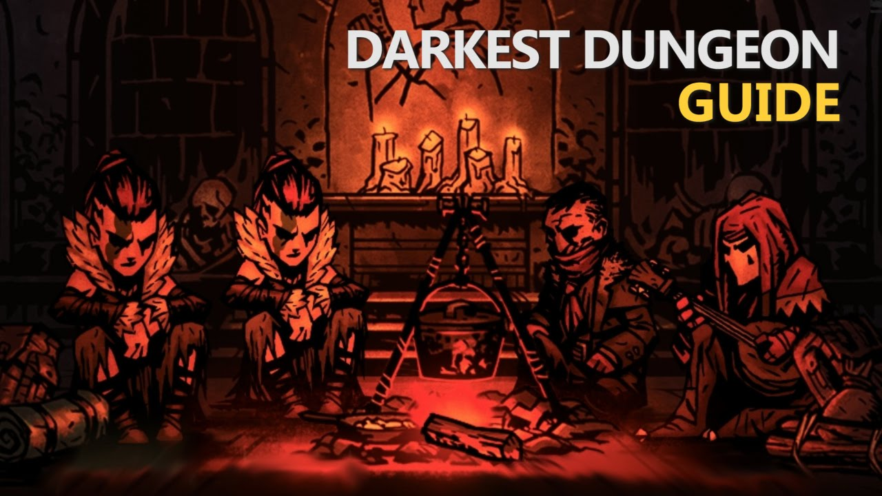 Darkest Dungeon Free Download PC Games