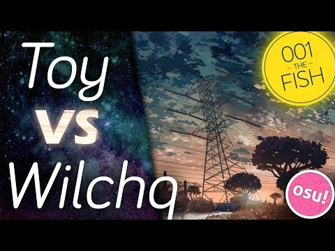 Toy vs Wilchq! // I See MONSTAS - Holdin' On (Skrillex and Nero Remix) (Blue Dragon) [Hopeless]