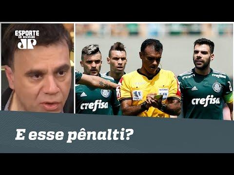E esse PÊNALTI? OLHA o que Mauro Beting falou de Palmeiras 3 x 1 Cruzeiro!