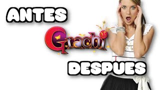 grachi antes y despues 2016