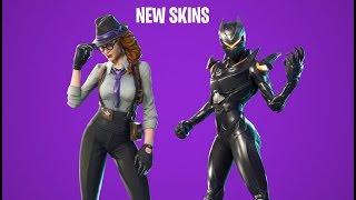 ALL *NEW* LEAKED SKINS/ITEMS in Fortnite! - NEW Gumshoe, Noir & MORE in Fortnite Battle Royale
