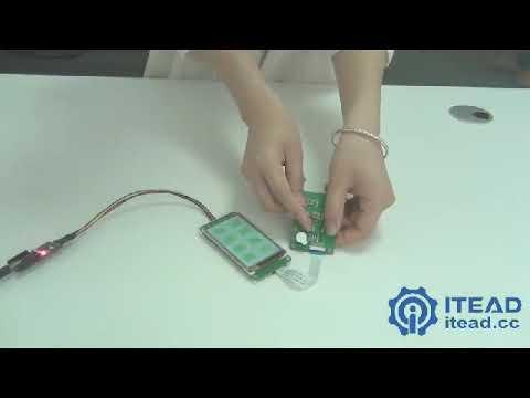 Nextion Enhanced Model Function Demonstration