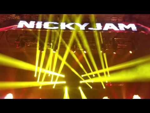 2016 Nicky Jam Fenix Tour (Highlights) - San Jose CA