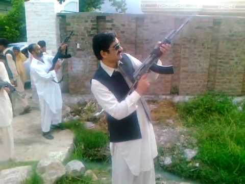 Firing on wedding Ahmed Sarfraz  Jadoon  Abbottabad  Hazara.mp4