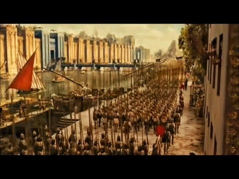 Rise & Fall of Macedonian Empire (Alexander the Great)