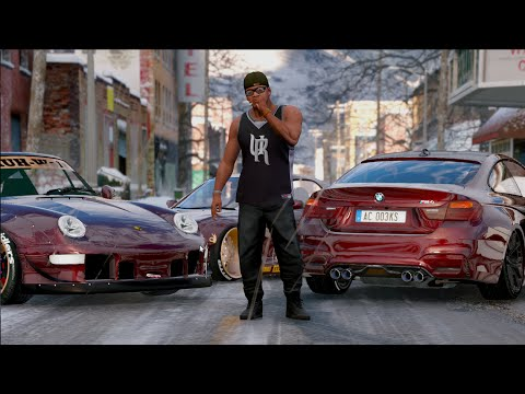 Gta 5 Stanced Car Collection Car Mods Cinematic