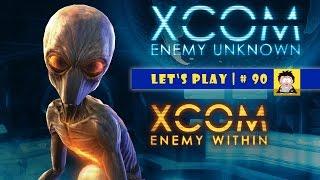 XCOM Enemy Within #90 | Mac unter Kontrolle | gameplay Deutsch PC