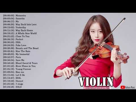 Download Top 50 Covers of Popular Songs 2020 - Best Instrumental Violin Covers All Time