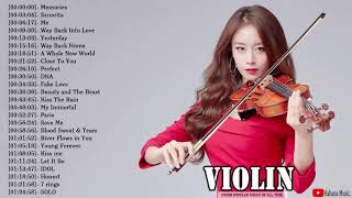 Top 50 Covers of Popular Songs 2020 - Best Instrumental Violin Covers All Time