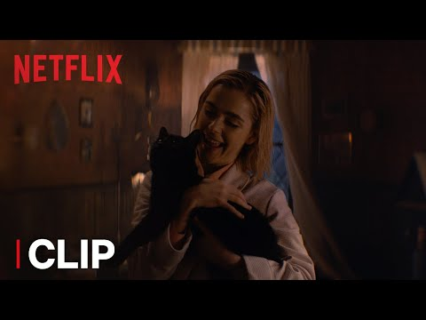 Chilling Adventures of Sabrina | Clip: Salem Appears [HD] | Netflix